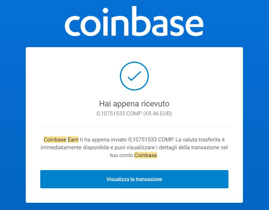 bonus bitcoin coinbase earn